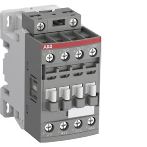 Abb AF09-30-10-11 Contactor 3P 9A 24-60 VAC / Dc AF09301011 1SBL137001R1110
