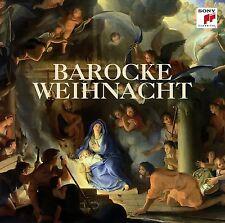 BAROCKE WEIHNACHT  CD NEW+