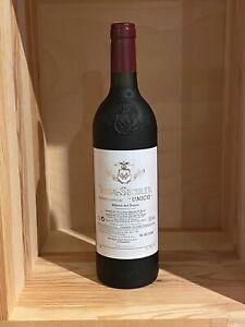 "Vega - Sicilia Reserva Especial ""UNICO"" 1990, 1991 y 1996 ( Rotwein Spanien )"