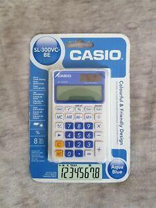 Casio SL 300VC Calculator Tax Calculators by Casio