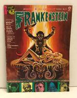 VINTAGE CASTLE OF FRANKENSTEIN Mag Magazine NO 17 #17 October 1971 lot A