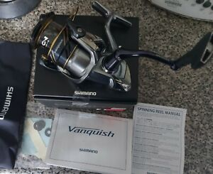 Shimano Vanquish C4000HG