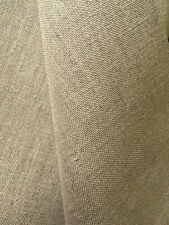 Natural Raw  32 Count Zweigart Belfast linen even weave fabric size options