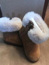 UGG JORIE LITTLE KIDS WOOL BLEND BOOTS SIZE 6  [1001511T) EUR 22.5