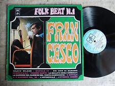 Francesco – Folk Beat N.1 - LP