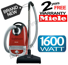 1600W Miele Complete C2 Cat & Dog Bag Vacuum Cleaner - Pet Hairs - NEW TATTY BOX