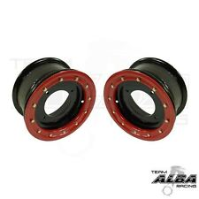 TRX 450R, 400EX 300EX  Front Wheels  Beadlock  10x5  4+1  4/144  Alba Racing B/R