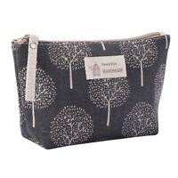 Travel Cosmetic Bag Makeup Bag Handbag Female Zipper Purse Cosmetics MakeUp Bags