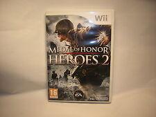 NINTENDO WII  Medal of Honor : Heroes 2