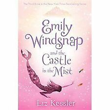Emily Windsnap #3: Castle in the Mist by Liz Kessler c2012 NEW Paperback