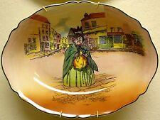 "Rare Royal Doulton Dickens Series Ware Bowl ""Sairy Gamp"" D 6327"