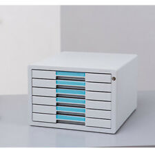 Security Key File Cabinet 6 Drawers a Filing Cabinet Files Storage Small Box