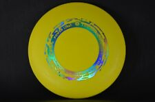 Sniper Wreath Stamp 166g OOP Yellow Vintage  Ching  New *PRIME* Disc Golf