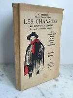 El Ruidoso Alexandre Las Chansons A.Leclerc