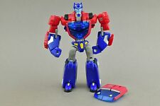 Transformers Animated Optimus Prime Deluxe Cybertron Mode