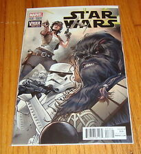 2015 Star Wars #13 Clay Mann Connecting Variant Edition 1st Print