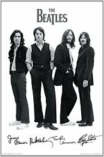 Beatles Poster 24x36 inches