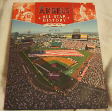 2010 1989 1967 Anahiem ANGELS All-Star History Hardcover Book MLB OFFICIAL