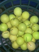 40 Titleist Yellow Mix Pearl And A Grade Golf Balls FOUND ON THE COURSe..