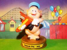McDonalds Happy Meal Toy 100 Years of Magic Disney 1933 Fiddler Pig 3 Little Pig