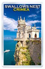 Swallows nest castle Crimea fridge magnet souvenir magnet fridge