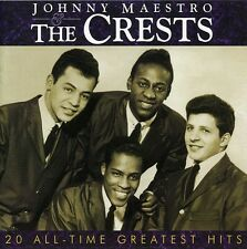 Johnny Maestro, The - 20 All-Time Greatest Hits [New CD]