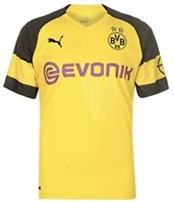 PUMA 2018/19 Borussia Dortmund Home Jersey Official Product New With Tags M. XL
