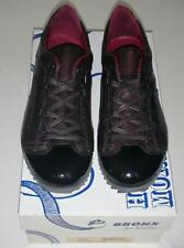 Bronx Men's Mumbo Suede Lace-up Casual Shoes, Td Moro Td Moro, 42 EU