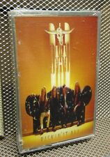 D-A-D Denmark No Fuel Left For The Pilgrims cassette tape NWT Sleeping Day Away