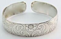 Vintage Damen Armreif 835er Silber