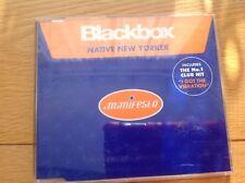 Blackbox - Native New Yorker / I Got The Vibration - 4 track UK CD Single (1997)