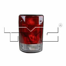 Left Side Replacement Tail Light Assembly For 2004-2013 Ford Econoline