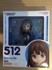 Idolmaster Cinderella Girls Rin Shibuya Nendoroid 512