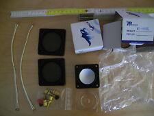 Tangband Breitband Lautsprecher W2-800SL ohne Gehäuse zum Selbstbau