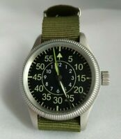 Wrist watch POBEDA Military USSR Vintage /Serviced