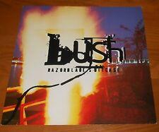 Bush Razorblade Suitcase Poster 2-Sided Flat Square 1996 Promo 12x12