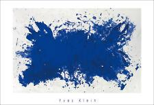 Yves Klein Hommage a Tennessee Williams, 1960 Poster Kunstdruck Bild 70x100cm