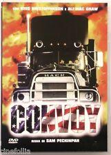 Dvd Convoy - Trincea d'asfalto di Sam Peckinpah 1978 Usato