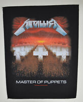 METALLICA - Master Of Puppets - Backpatch - 30 cm x 36,3 cm - 164622