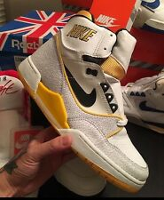 1987 Vintage Original DS Deadstock Nike Air Assault Iowa Revolution Flight 9
