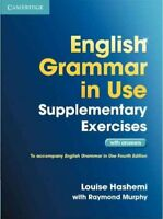 English Grammar in Use Supplementary Exercises : With Answers, Paperback by H...