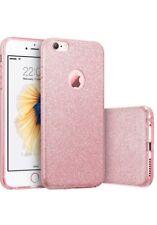 iPhone 6s Plus Rose Gold Glitter Case