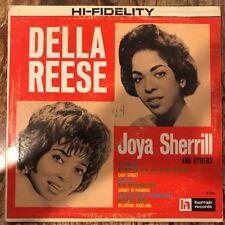 DELLA REESE-JOYA SHERRILL & OTHERS - HURRAH H-1026 1962 Lp Excellent Condition!!