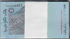 RM1 ZETI 11th SERIES (2000) AGP 3326801-900 LAST PREFIX 100PCS UNC