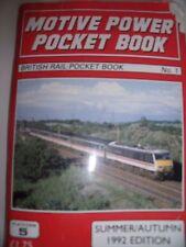 BRITISH RAIL POCKET BOOK NO 1
