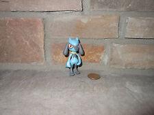 Pokemon Jakks Riolu figure