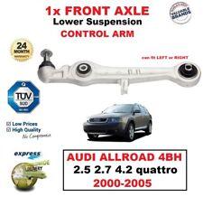 1x FRONT AXLE Lower CONTROL ARM for AUDI ALLROAD 2.5 2.7 4.2 quattro 2000-2005