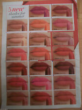 Avon Sample Size Lip Make-Up Products