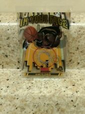 Baron Davis 1999 Press Pass In Your Face IYF 2/6 Rookie RC