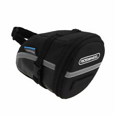1.2L Bicycle Cycling Bike Saddle Bag Rear Seat Tail Pouch Pannier Roswheel MTB